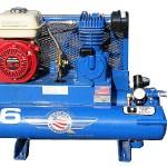 8.6 CFM GAS COMPRESSOR