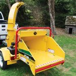 "CHIPPER 6"" 27HP VERMEER BC700XL"