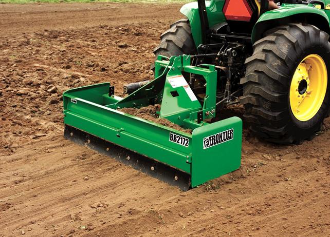 John Deere Tractor With Box Scraper Michiana Tool And