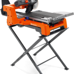 "CERAMIC TILE SAW 10"" WET HUSQVARNA TS 60"