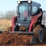 WHEEL SKID STEER TAKEUCHI TS50R BOBCAT