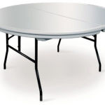 "72"" ROUND TABLE"