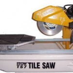 "CERAMIC TILE SAW 7"" WET"