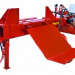LOG SPLITTER W/ LIFTER 9HP BIDIRECTIONAL CUTTING