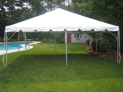 PARTY CANOPY 20X20 (PICK UP ONLY) & PARTY CANOPY 20X20 (PICK UP ONLY) - Michiana Tool and Party Rental