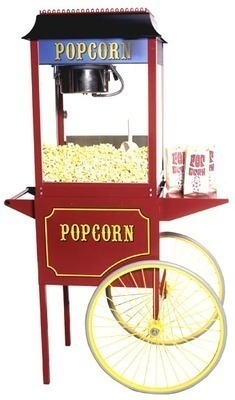 Popcorn Machine Michiana Tool And Party Rental