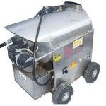 PRESSURE WASHER HEATER