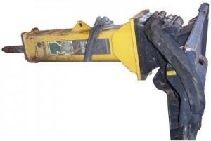 Skid Steer Hydraulic Jackhammer Michiana Tool Rental
