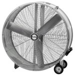 BARREL FAN 36""