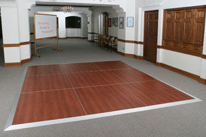 dance floor 12'x16' - michiana tool and party rental