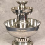 PUNCH FOUNTAIN SILVER