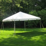 10X10 FIESTA FRAME TENT WHITE TOP