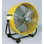 BARREL FAN 24""