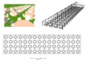 40x160 layout