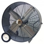 BARREL FAN 48""
