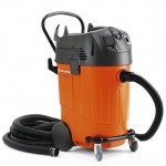 HUSQVARNA DC1400 WET/DRY VAC FOR CONCRETE TOOLS