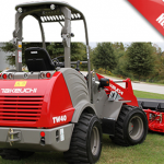 COMPACT LOADER TAKEUCHI TW40