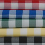 CHECKERED TABLECLOTHS ALL COLORS