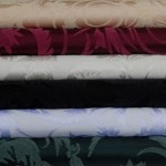 EMPRESS DAMASK TABLECLOTHS ALL COLORS
