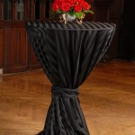 IMPERIAL STRIPE TABLECLOTHS ALL COLORS