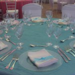 KRINKLE TABLECLOTHS ALL COLORS