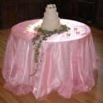 ORGANZA TABLECLOTHS ALL COLORS