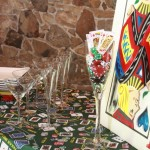 PARTY THEMED TABLECLOTHS ALL COLORS