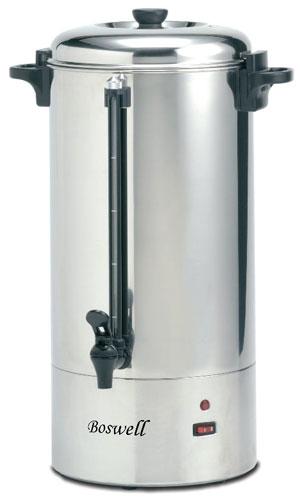 Coffee Percolator 100 Cup Boswell