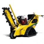 "4"" X 24"" SELF PROPELLED VERMEER RTX150"