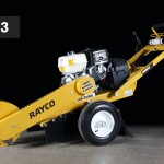 STUMP GRINDER MANUAL (RAYCO RG13H)