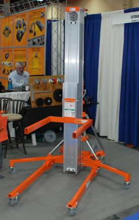 Liftsmart Material Lift Michiana Tool And Party Rental
