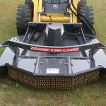 SKID STEER BRUSH HOG ATTACHMENT