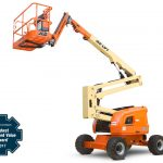 BOOM LIFT JLG 450AJ SELF PROPELLED