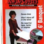 KWIK-COVER 6' BANQUET
